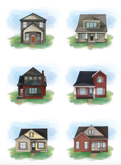 Woodbury home plan