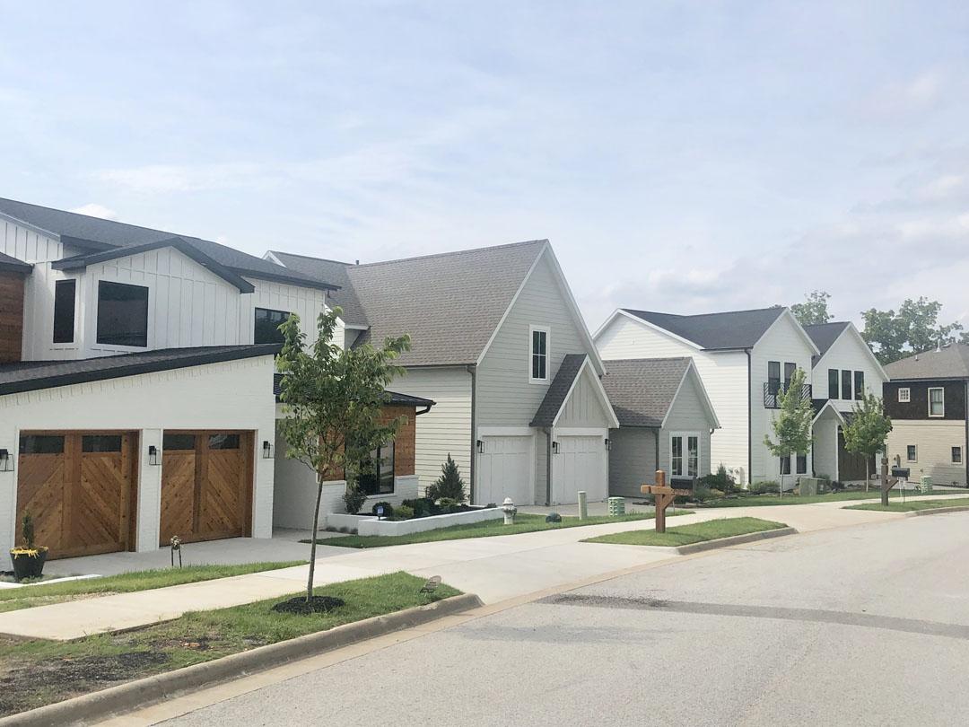 Summit Place neighborhood in Fayetteville AR
