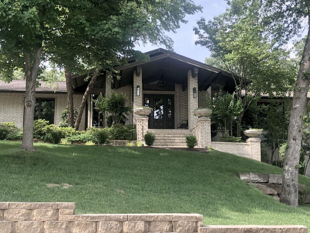 Summersby Subdivision in Fayetteville Arkansas