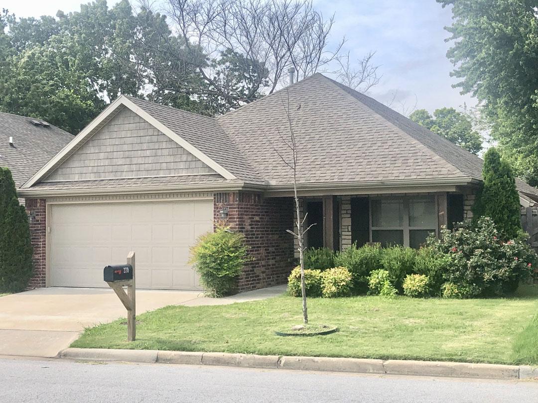 Sunbridge Villas Community in Fayetteville AR
