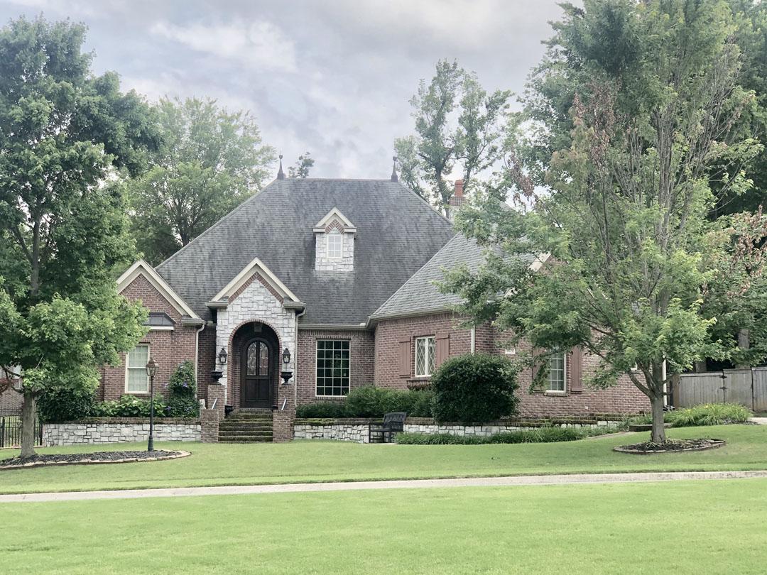 Covington Park neighborhood in Fayetteville AR