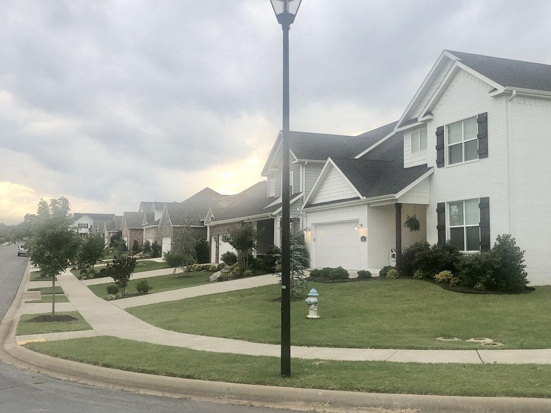 hughmount subdivision in NWA