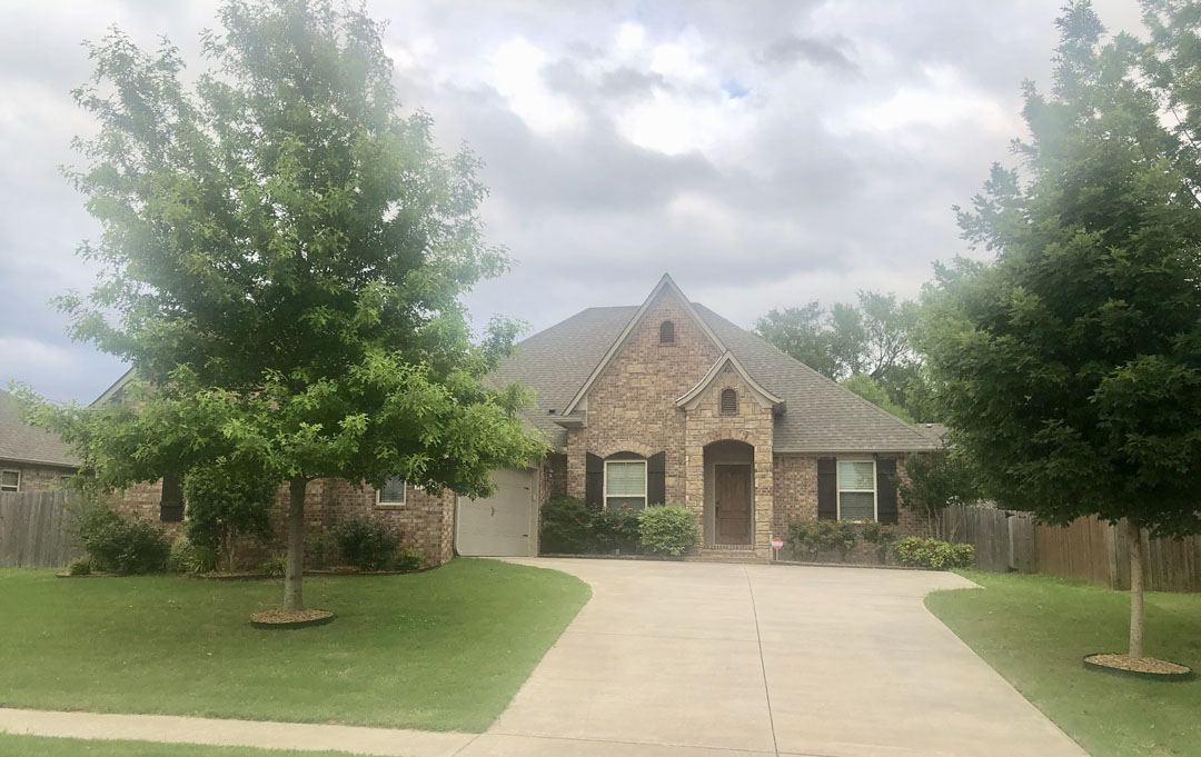 Mountain Ranch subdivision in fayetteville ar