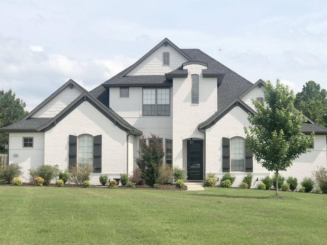 Sloan Estates Subdivision in Fayetteville Arkansas