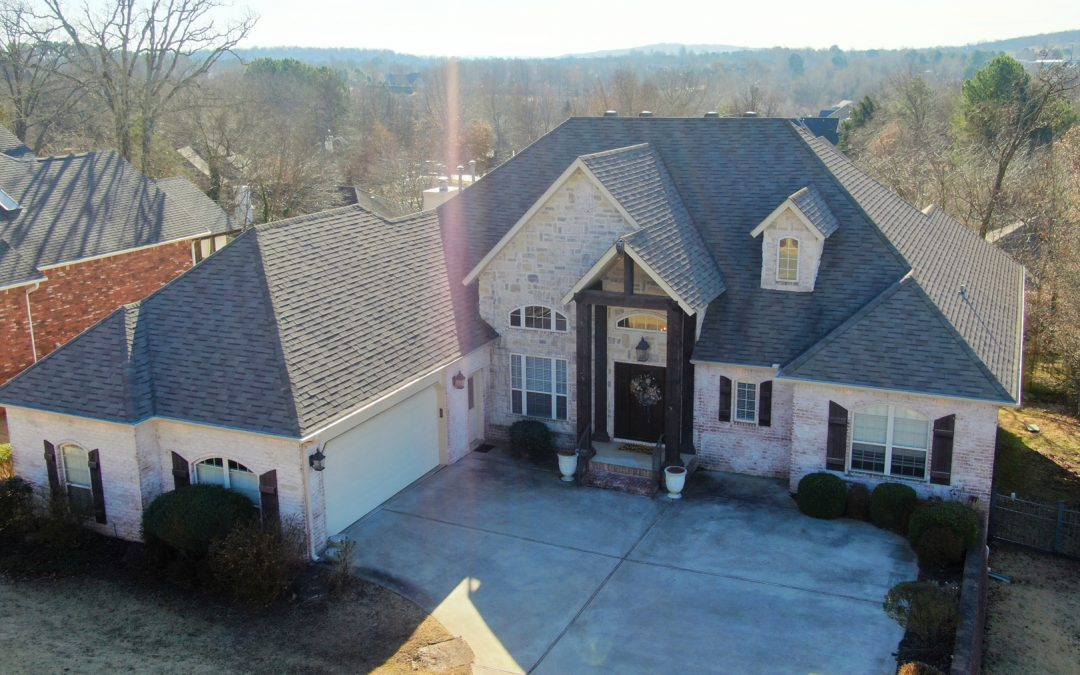 Home For Sale In the Covington Park Neighborhood, Fayetteville, Arkansas