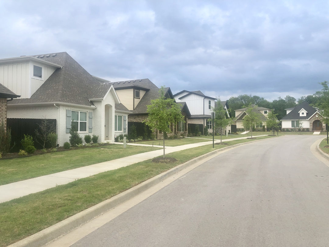 Villas at Forest Hills Community in Fayetteville AR