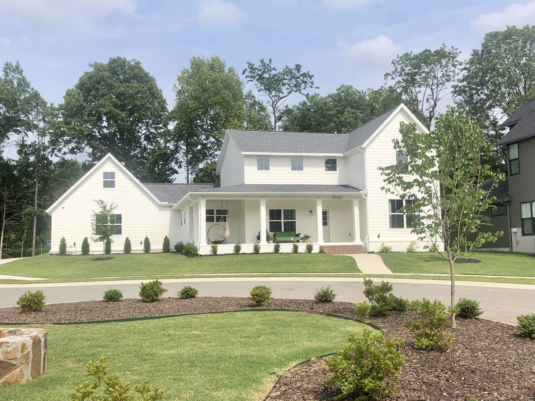 Whistler Woods Subdivision in Fayetteville, AR
