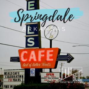 Springdale, Arkansas Neal's Cafe