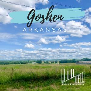 Goshen, Arkansas Homes for Sale